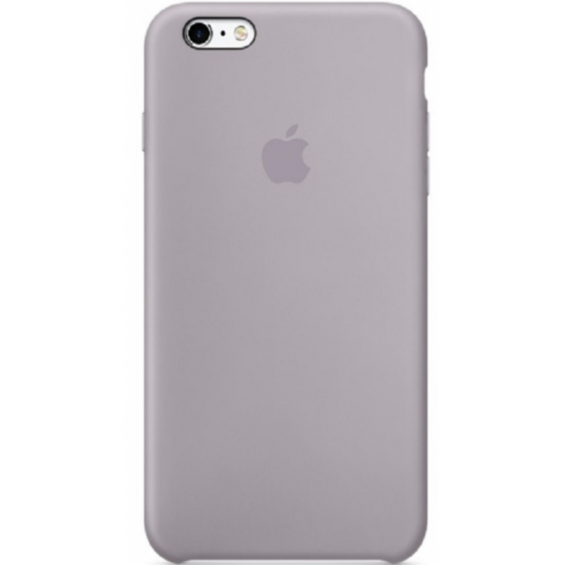 Coque silicone Apple iPhone 6/6S Lavande